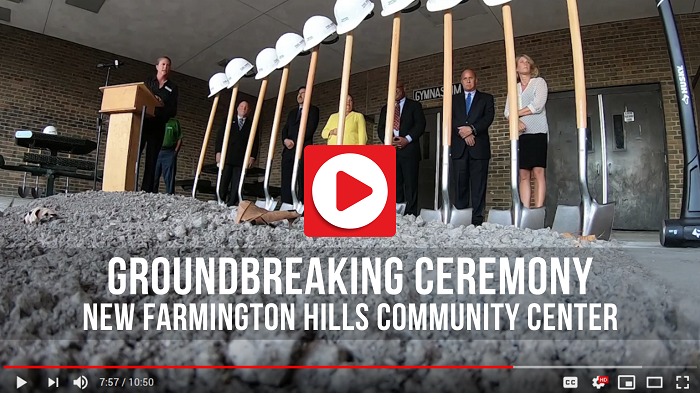 Pic - Ground breaking Ceremony Video
